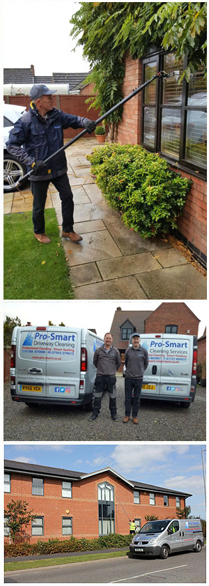 Pro Smart Herts cleaning services