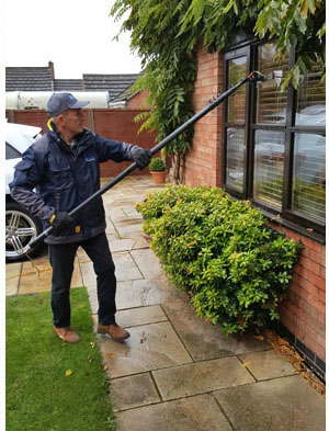 Window cleaner St Albans